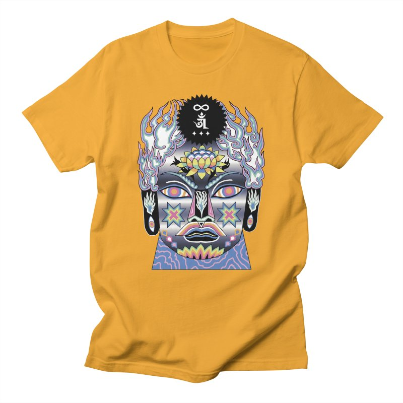 Intergalactico Women's Regular Unisex T-Shirt by alejandro sordi