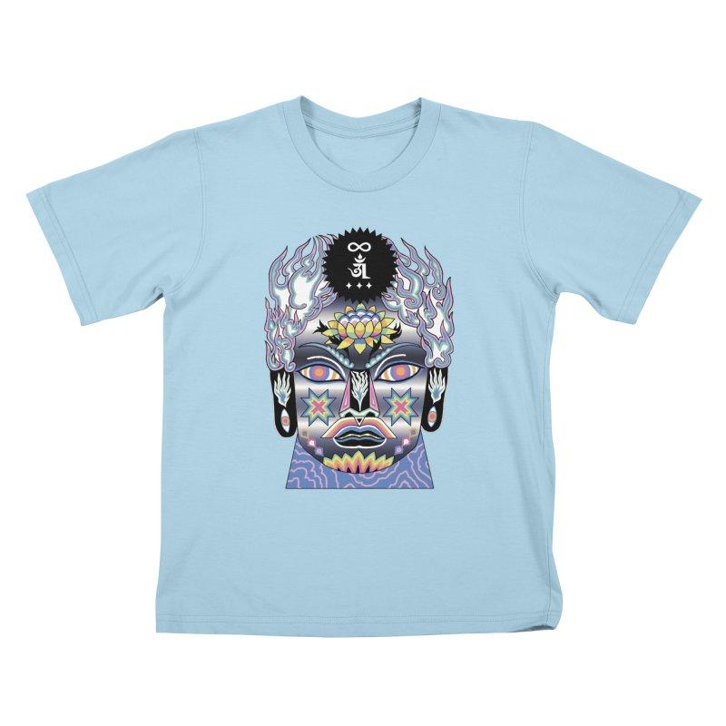 Intergalactico Kids T-Shirt by alejandro sordi
