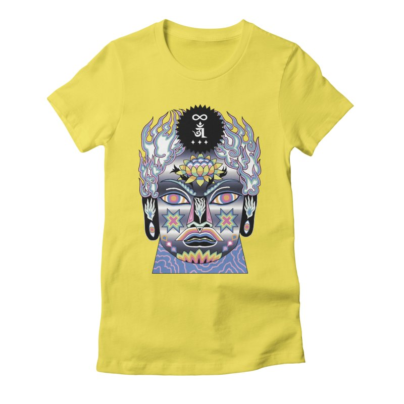 Intergalactico Women's T-Shirt by alejandro sordi