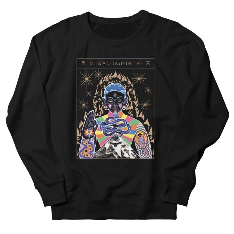 Musica de las Estrellas Men's Sweatshirt by ALEJANDRO SORDI