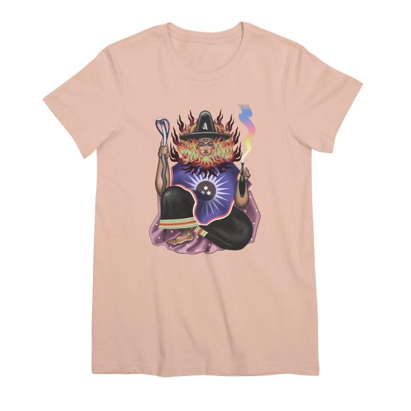 El Sol Women's Premium T-Shirt by alejandro sordi