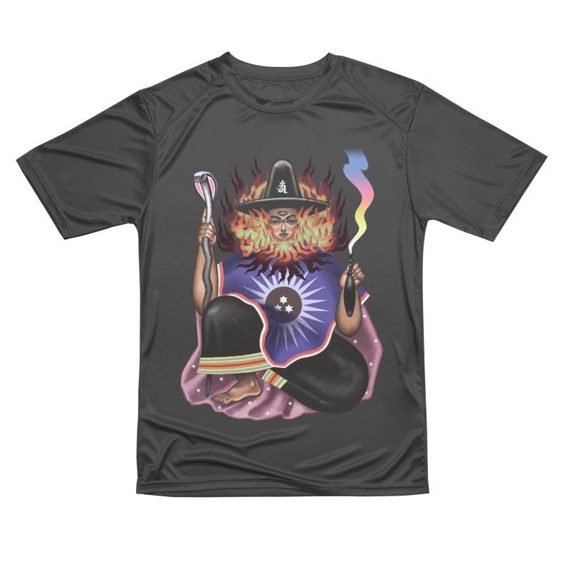 El Sol Men's Performance T-Shirt by alejandro sordi