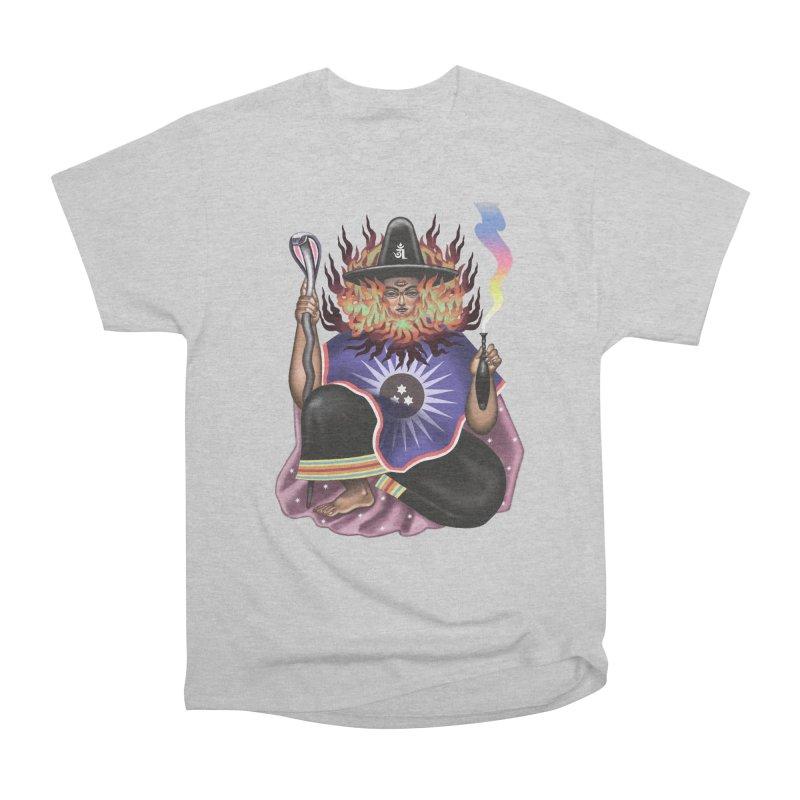 El Sol Men's Heavyweight T-Shirt by alejandro sordi