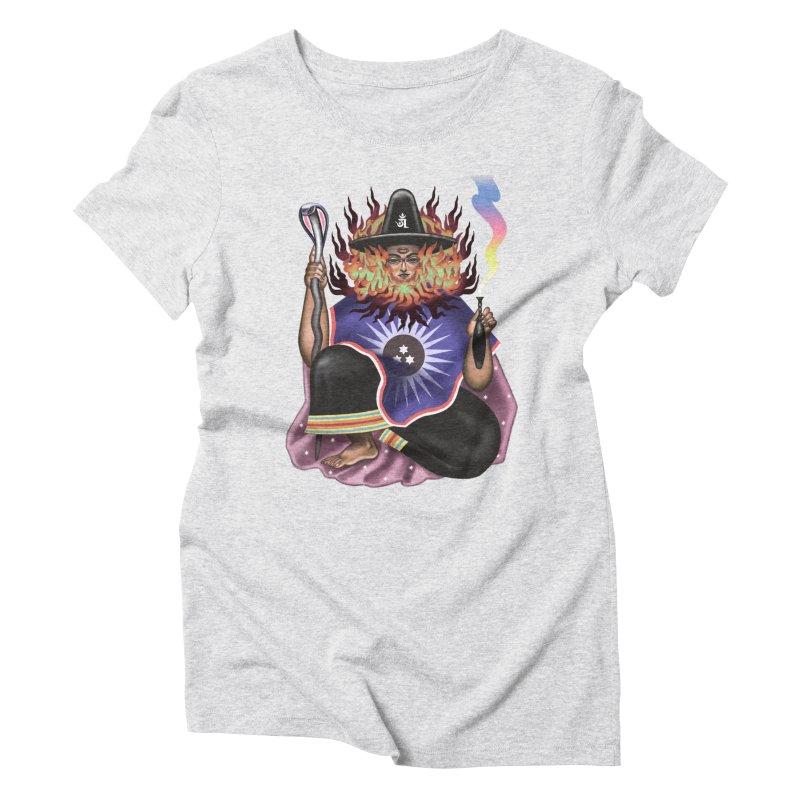 El Sol Women's Triblend T-Shirt by alejandro sordi