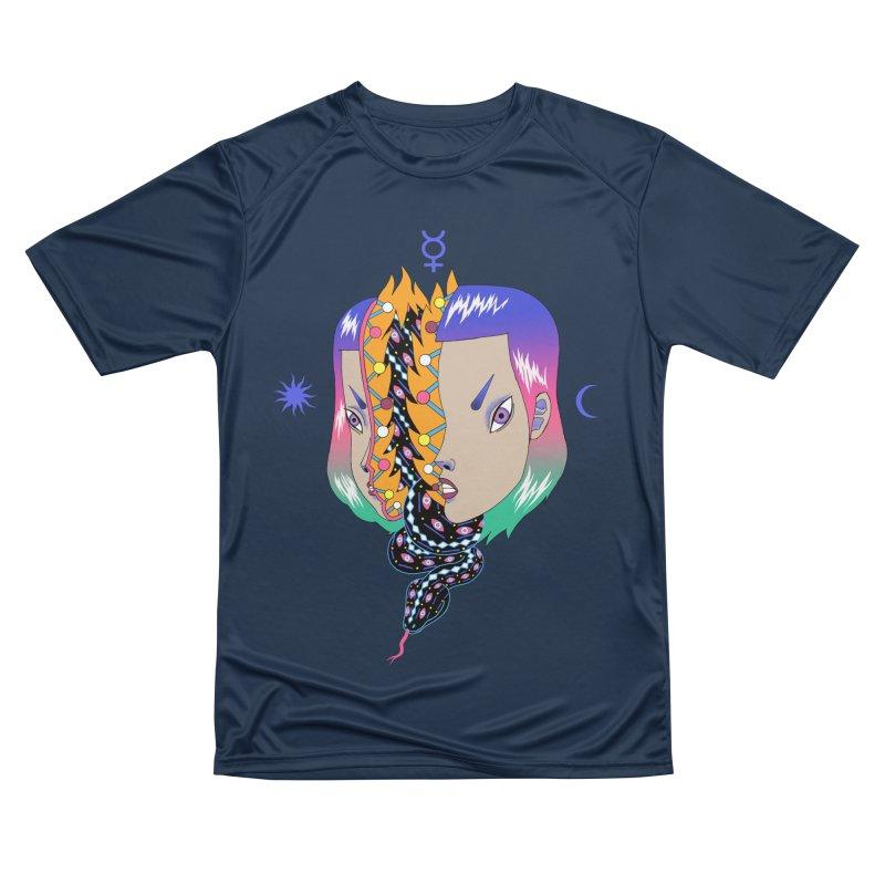 La Serpiente Women's T-Shirt by ALEJANDRO SORDI
