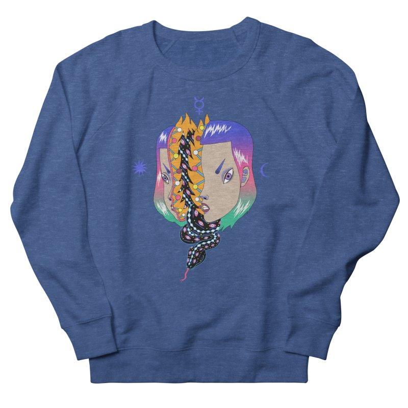 La Serpiente Men's Sweatshirt by ALEJANDRO SORDI