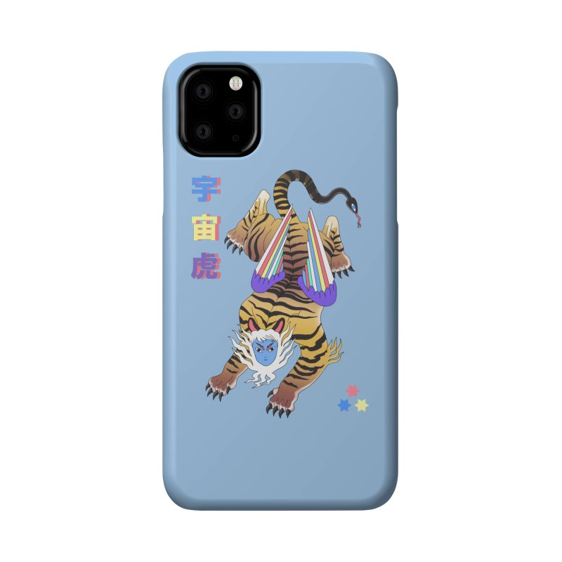 Tigre Cosmico Accessories Phone Case by alejandro sordi