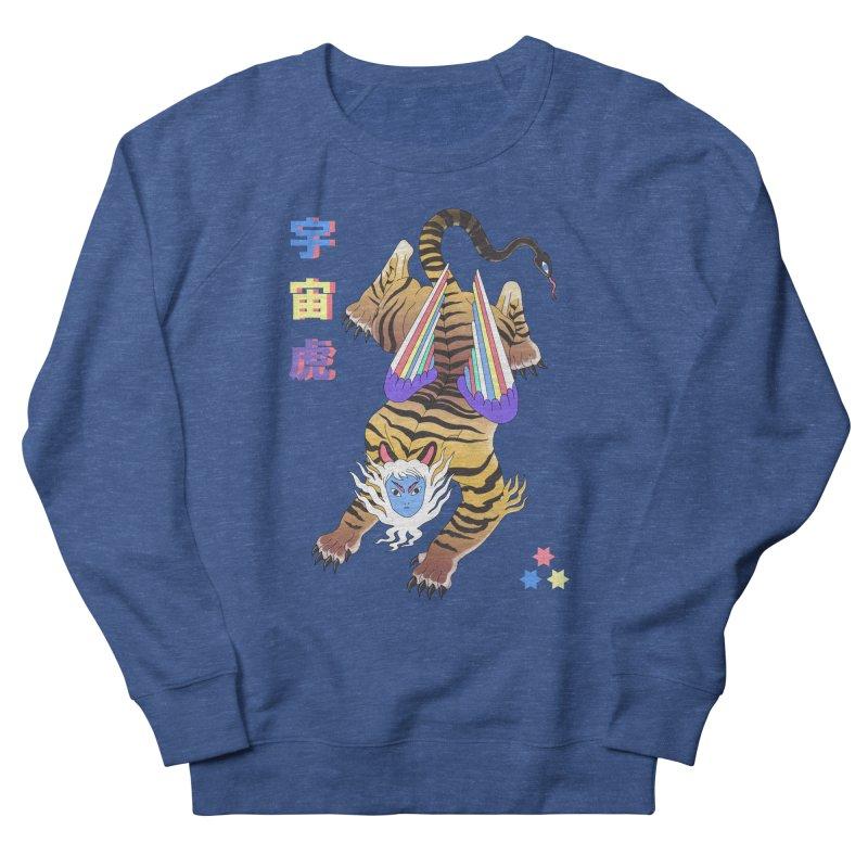 Tigre Cosmico Men's Sweatshirt by ALEJANDRO SORDI