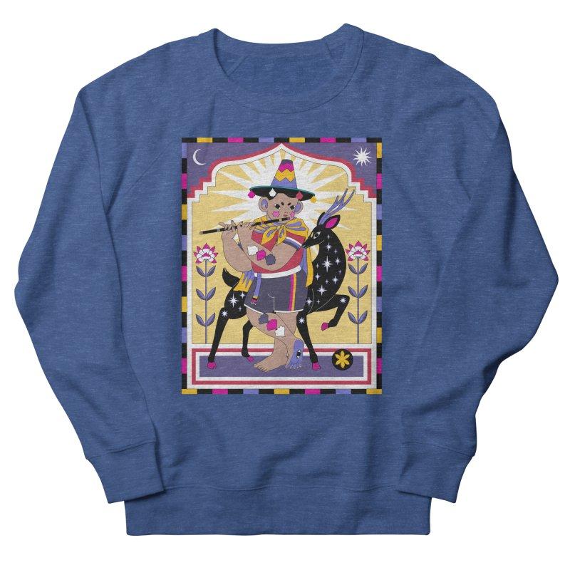 El Flautista Women's Sweatshirt by ALEJANDRO SORDI