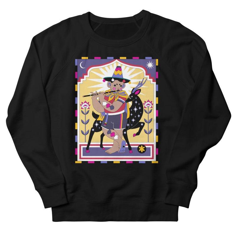El Flautista Men's Sweatshirt by ALEJANDRO SORDI