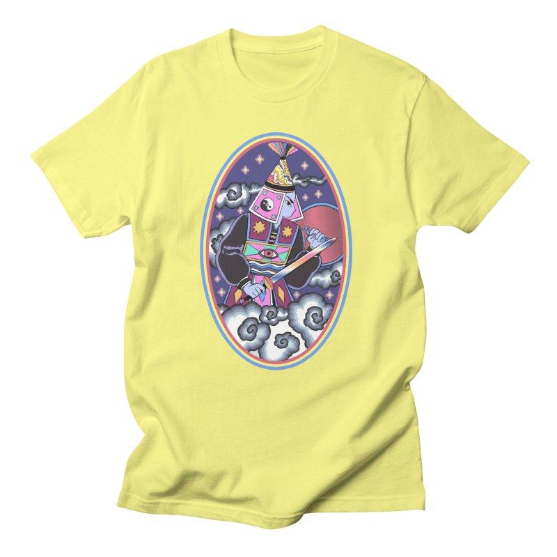 Guerrero Arcoiris Men's T-Shirt by ALEJANDRO SORDI