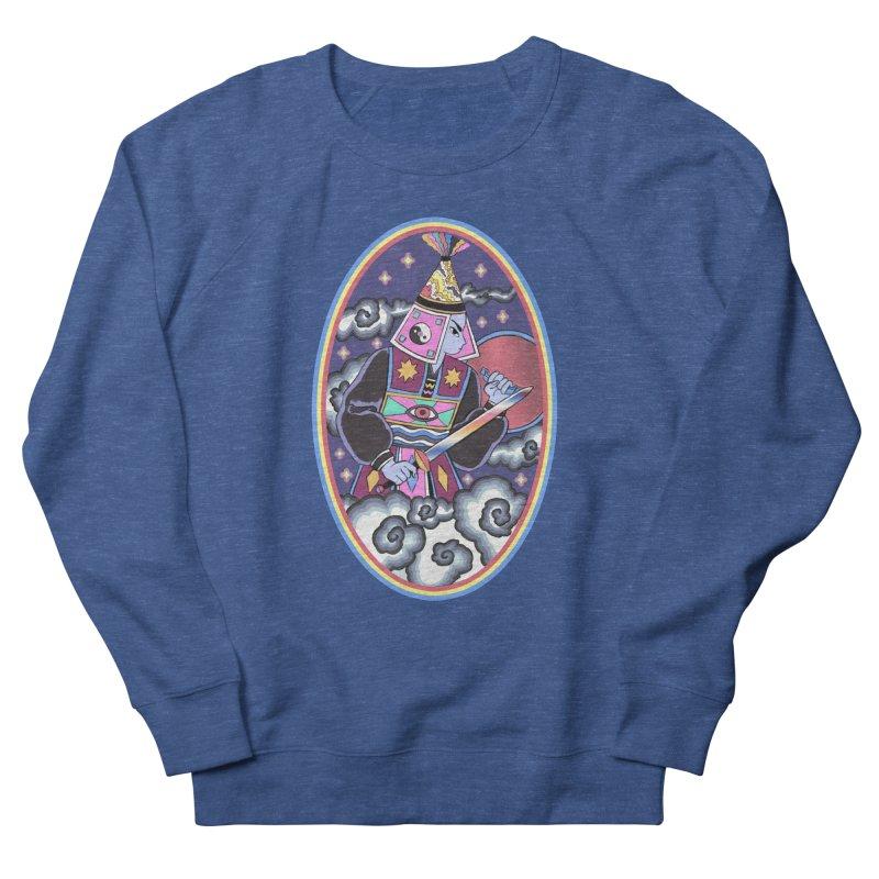 Guerrero Arcoiris Men's Sweatshirt by ALEJANDRO SORDI