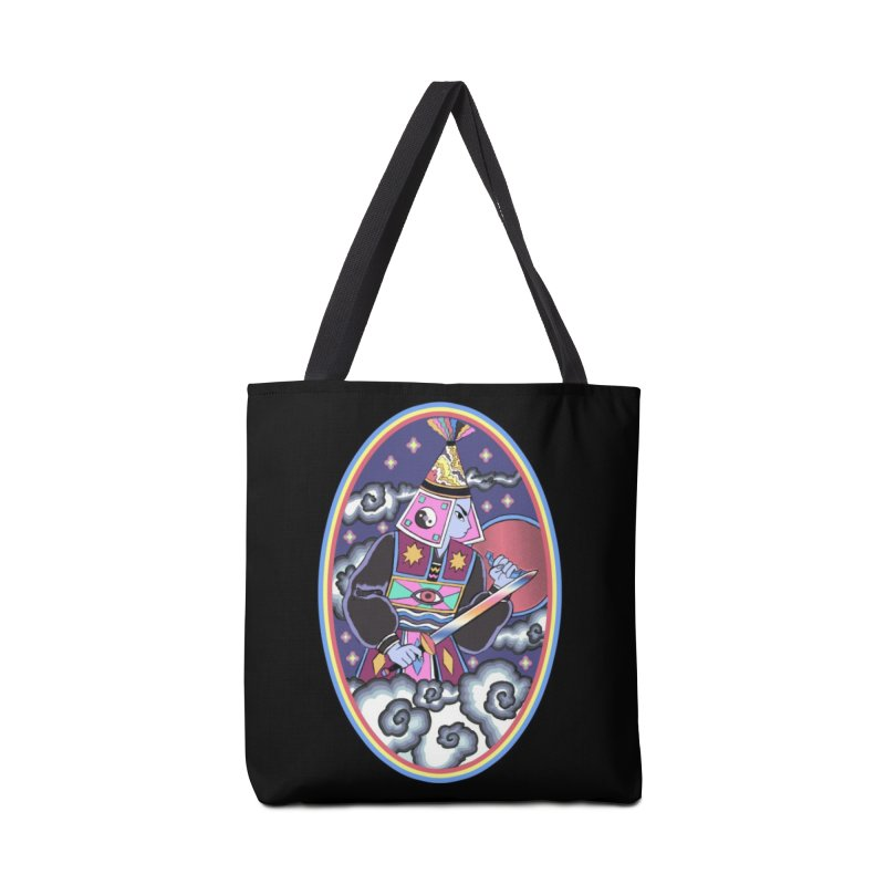Guerrero Arcoiris Accessories Bag by ALEJANDRO SORDI