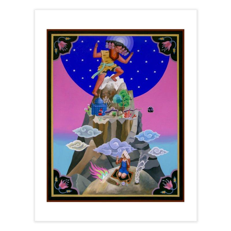 La Montaña PRINTS / HOME Fine Art Print by ALEJANDRO SORDI
