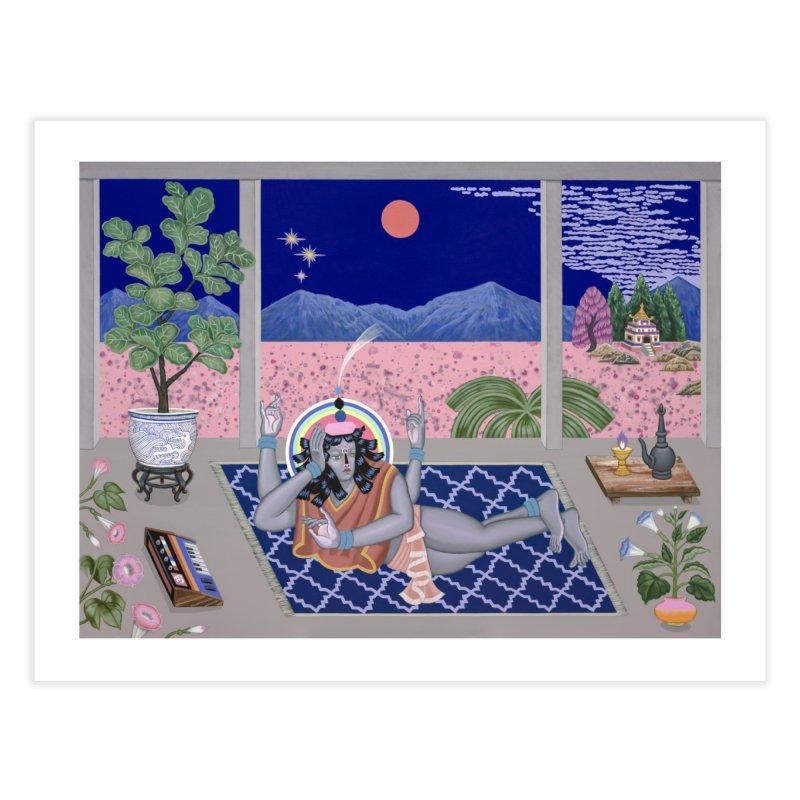 Templo Lira PRINTS / HOME Fine Art Print by ALEJANDRO SORDI