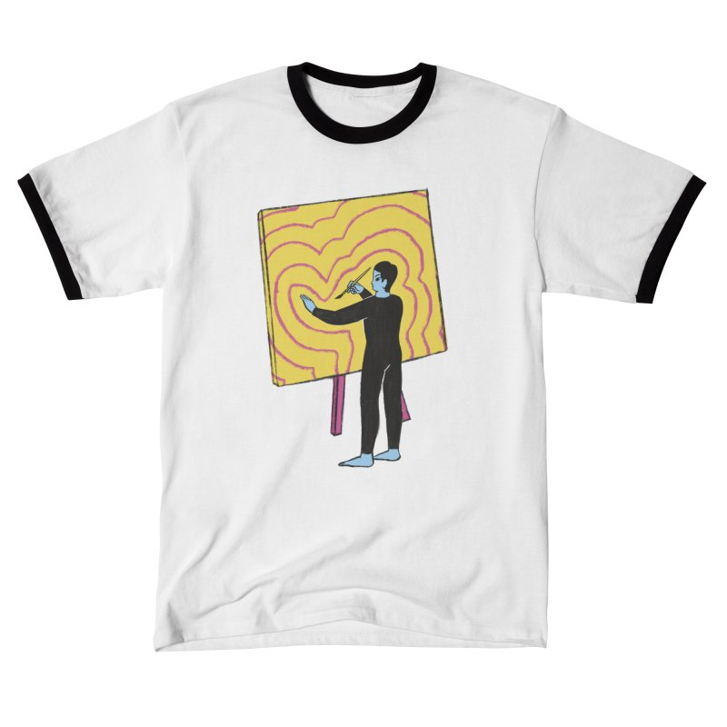 Pintor Men's T-Shirt by ALEJANDRO SORDI