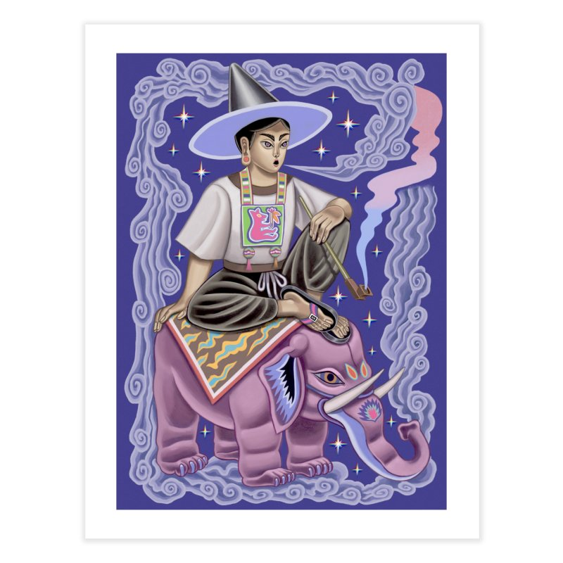 Ensueño PRINTS / HOME Fine Art Print by ALEJANDRO SORDI