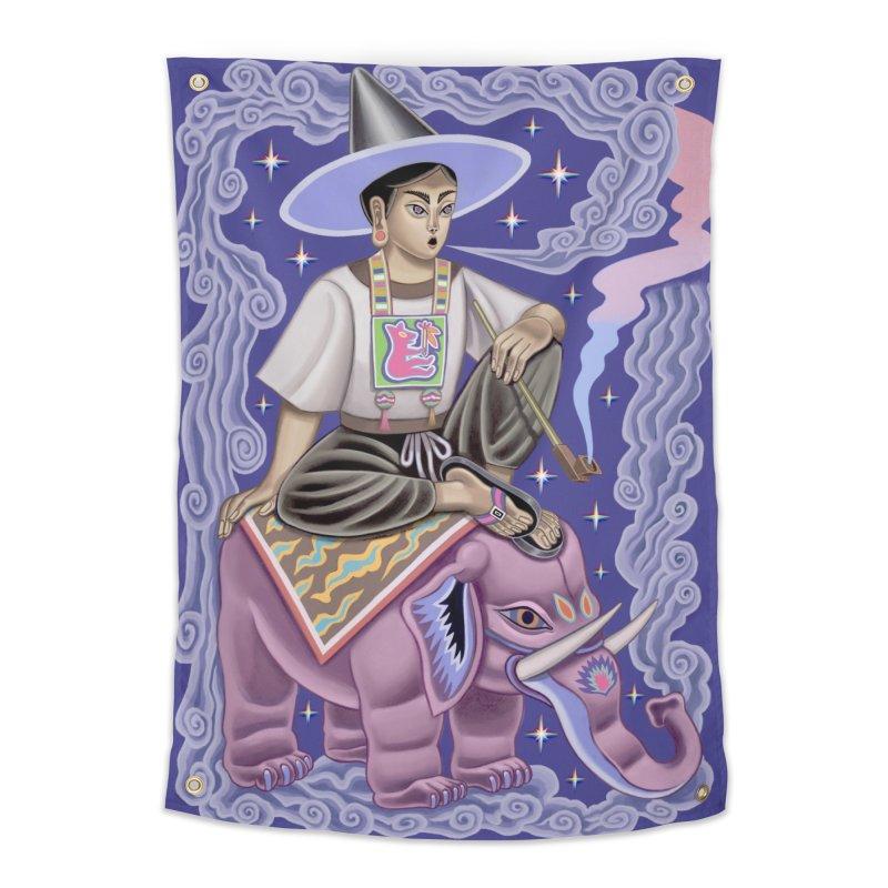 Ensueño PRINTS / HOME Tapestry by ALEJANDRO SORDI