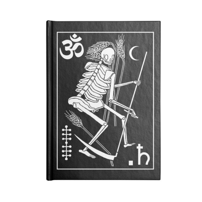 Death Arcane Accessories Notebook by ALEJANDRO SORDI