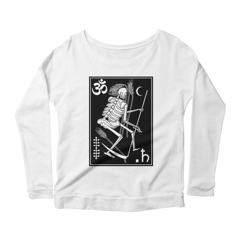 Death Arcane Women's Longsleeve T-Shirt by ALEJANDRO SORDI