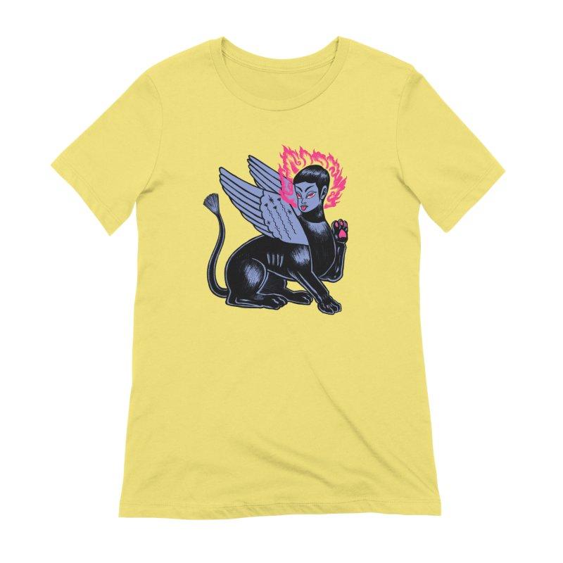 Quetzal Women's T-Shirt by ALEJANDRO SORDI