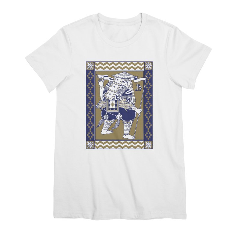 Guardian Women's Premium T-Shirt by alejandro sordi