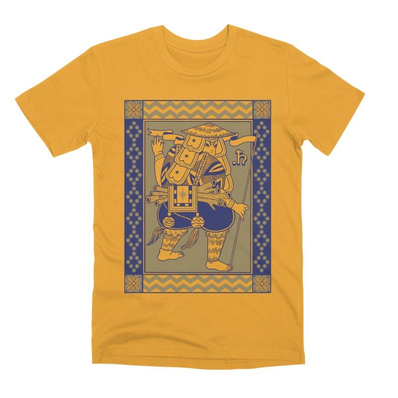 Guardian Men's Premium T-Shirt by alejandro sordi