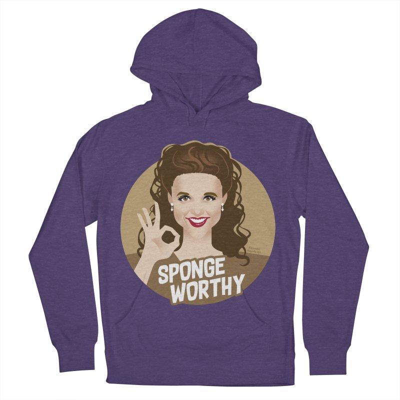 Sponge worthy Women's French Terry Pullover Hoody by Ale Mogolloart's Artist Shop