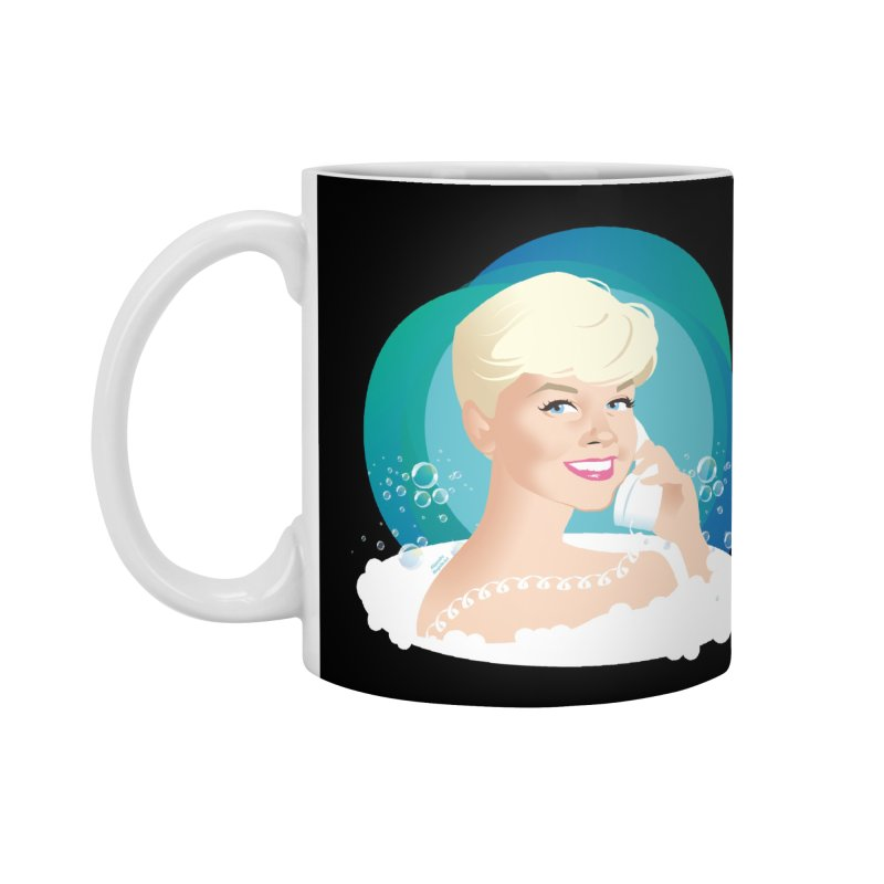 Pillow talk Accessories Standard Mug by Ale Mogolloart's Artist Shop