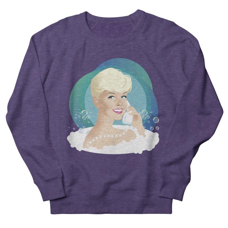 Pillow talk Men's French Terry Sweatshirt by Ale Mogolloart's Artist Shop