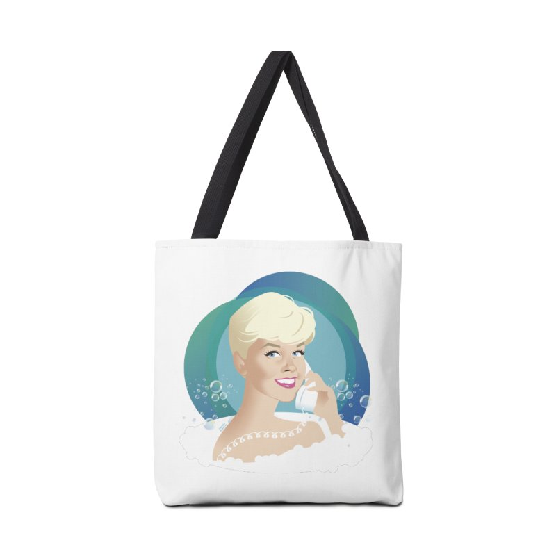 Pillow talk Accessories Tote Bag Bag by Ale Mogolloart's Artist Shop