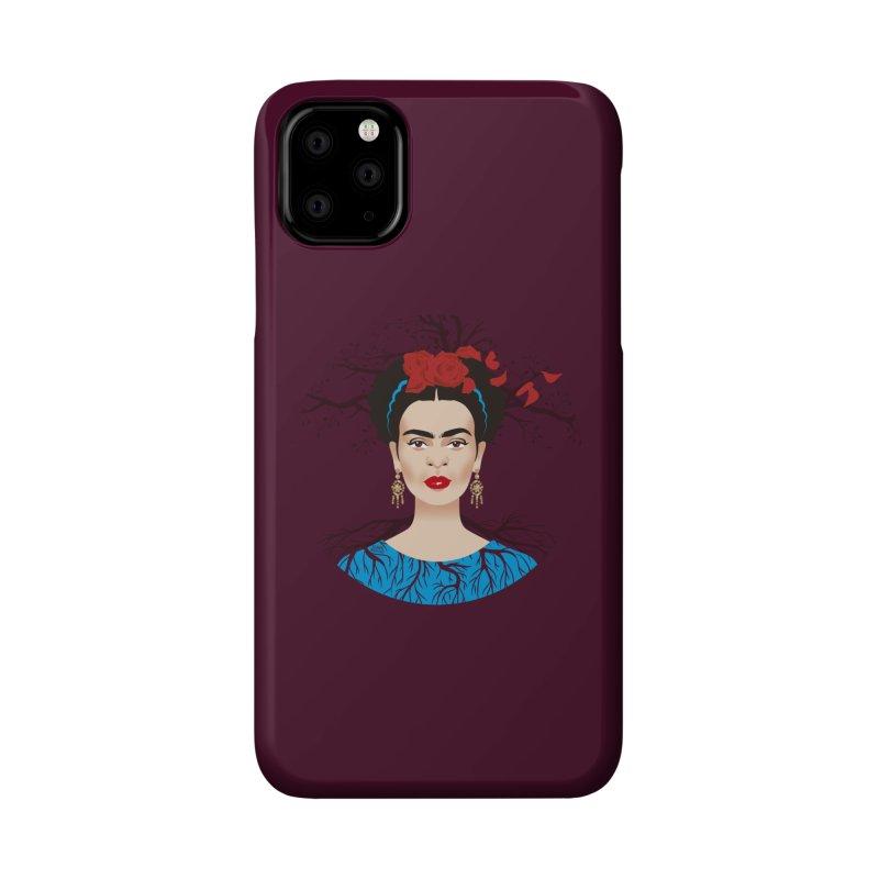 Frida Accessories Phone Case by Ale Mogolloart's Artist Shop