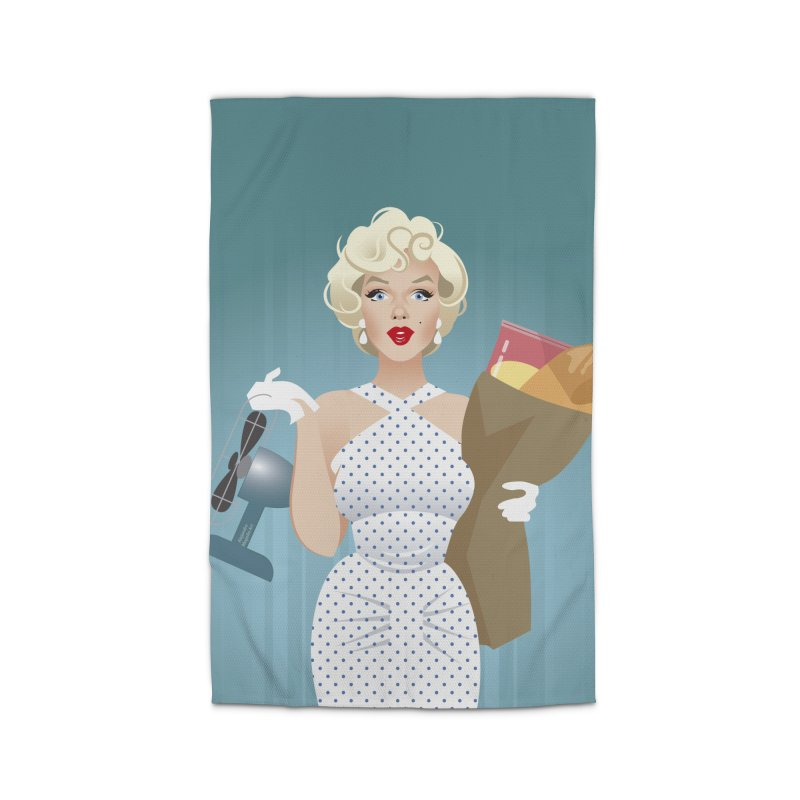 The girl! Home Rug by Ale Mogolloart's Artist Shop