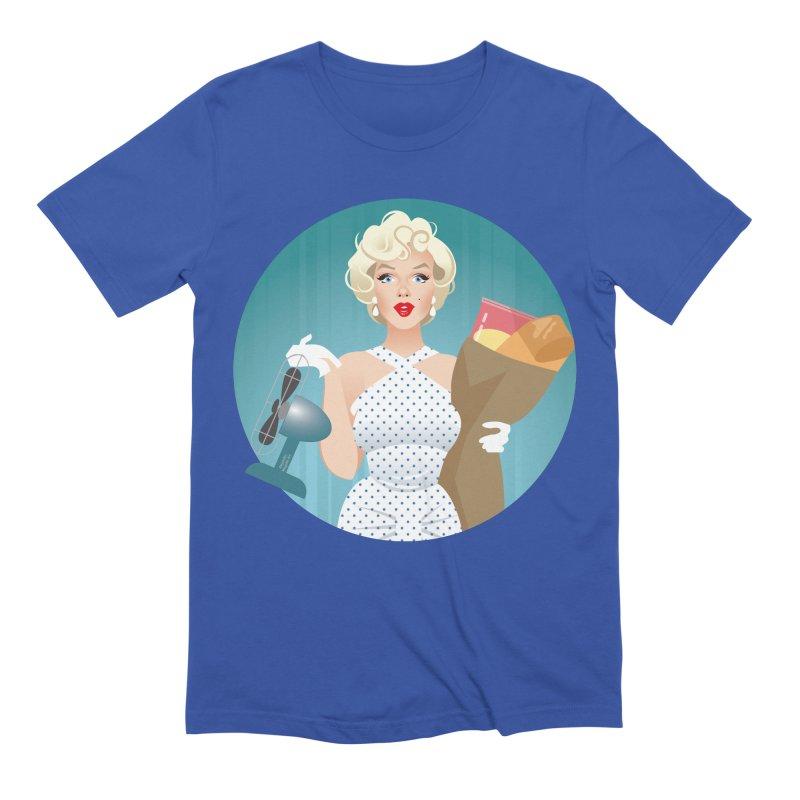 The girl! Men's Extra Soft T-Shirt by Ale Mogolloart's Artist Shop
