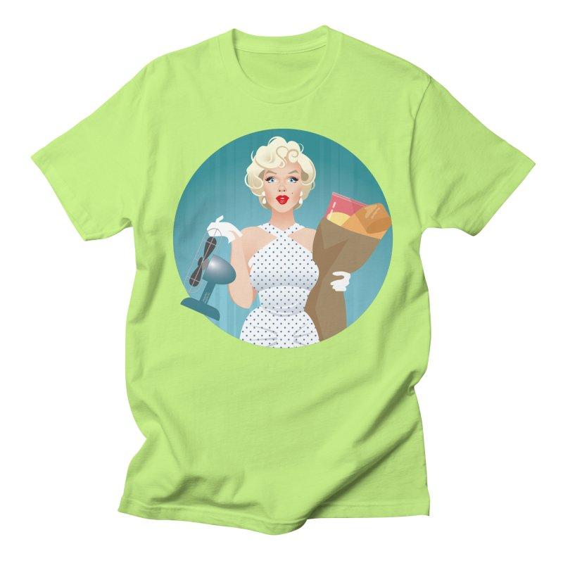 The girl! Women's Regular Unisex T-Shirt by Ale Mogolloart's Artist Shop