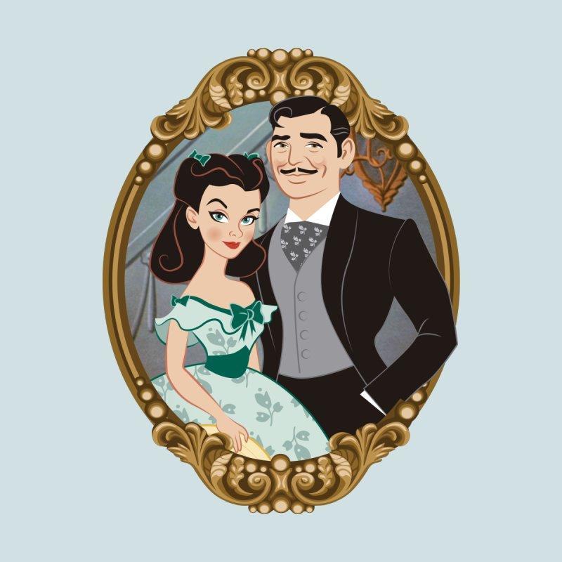 Scarlett & Rhett by Ale Mogolloart's Artist Shop
