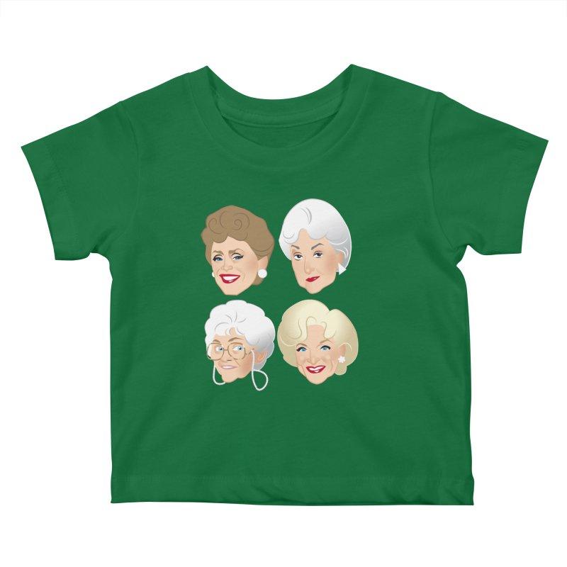 Pals Kids Baby T-Shirt by Ale Mogolloart's Artist Shop
