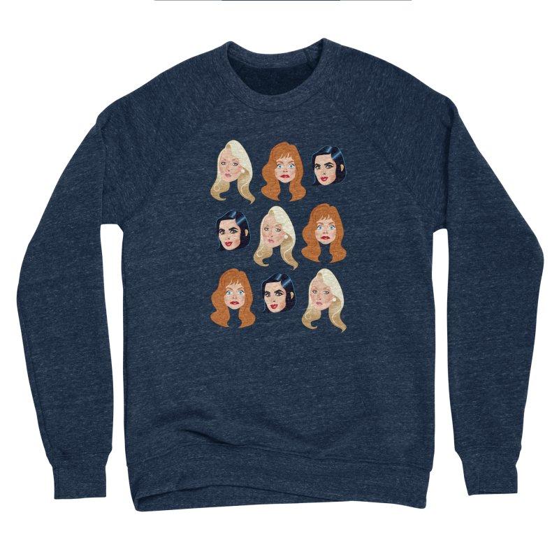 Death becomes her Women's Sponge Fleece Sweatshirt by Ale Mogolloart's Artist Shop