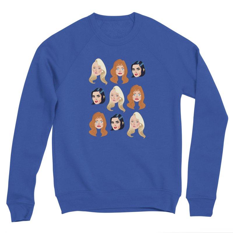 Death becomes her Men's Sponge Fleece Sweatshirt by Ale Mogolloart's Artist Shop