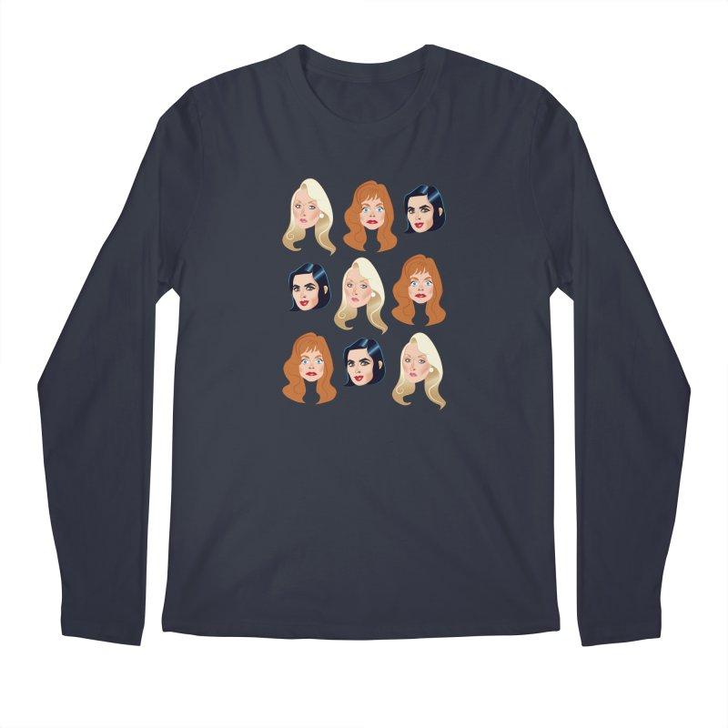 Death becomes her Men's Regular Longsleeve T-Shirt by Ale Mogolloart's Artist Shop