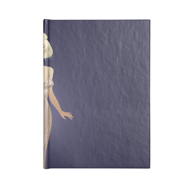 Happy birthday Accessories Blank Journal Notebook by Ale Mogolloart's Artist Shop