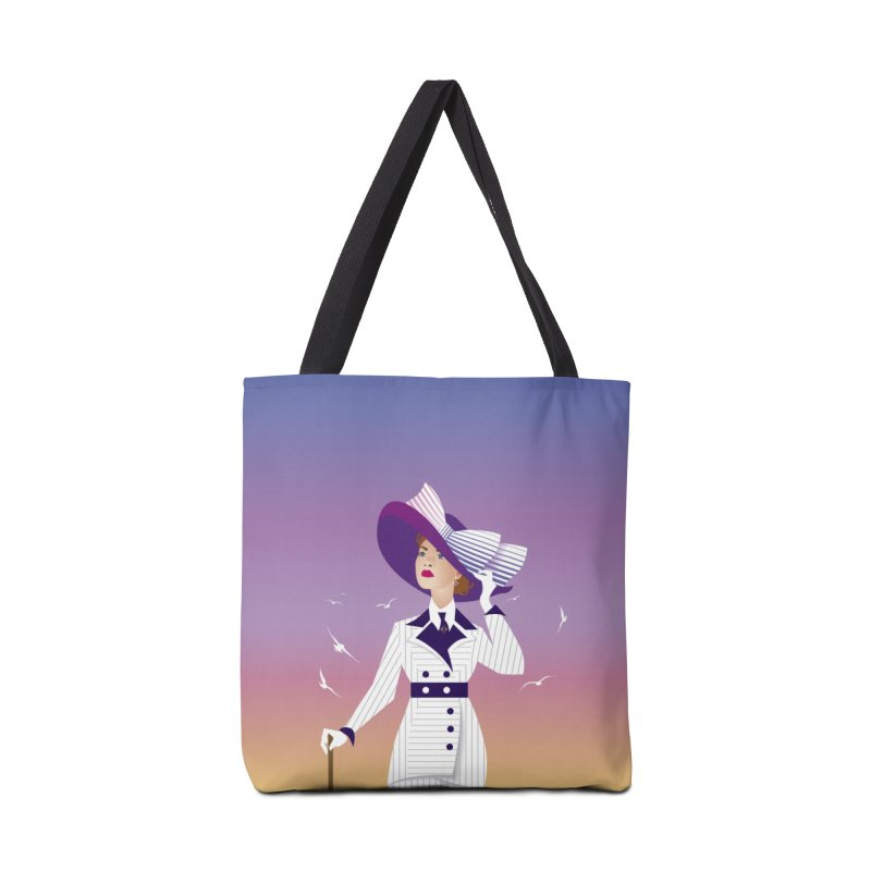 Rose Accessories Tote Bag Bag by Ale Mogolloart's Artist Shop
