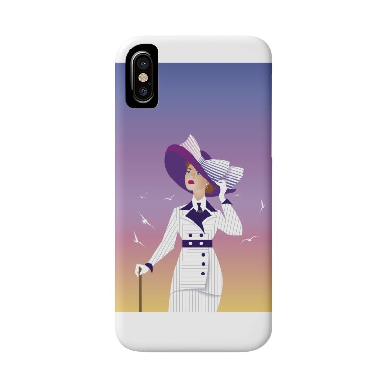 Rose Accessories Phone Case by Ale Mogolloart's Artist Shop