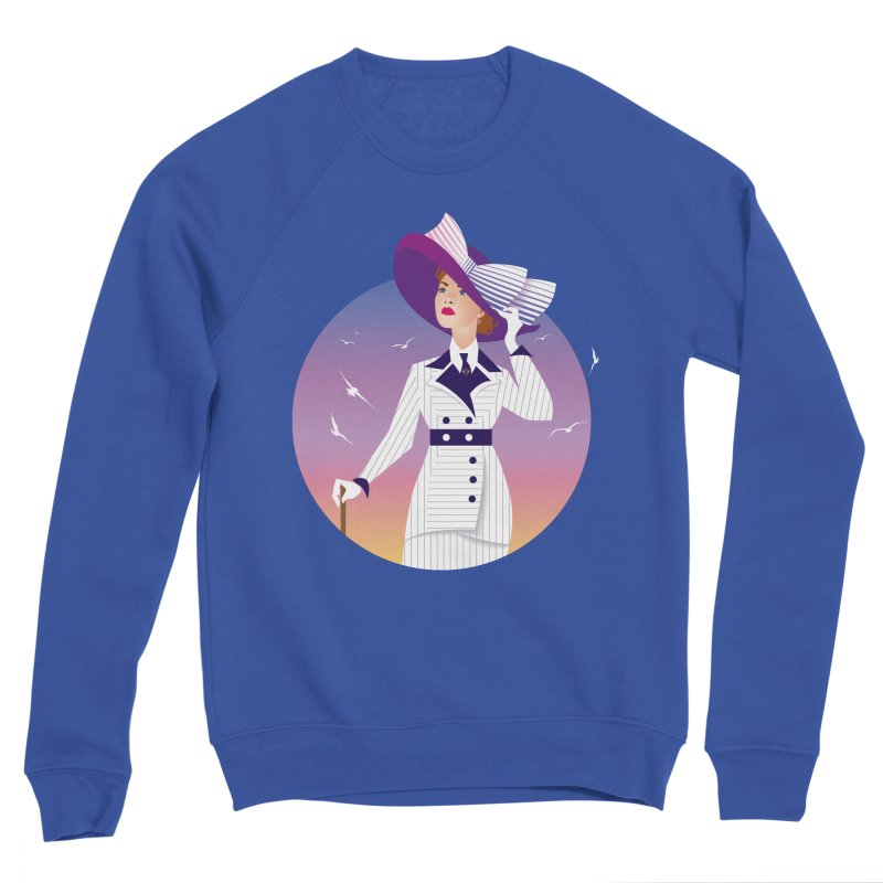 Rose Women's Sponge Fleece Sweatshirt by Ale Mogolloart's Artist Shop