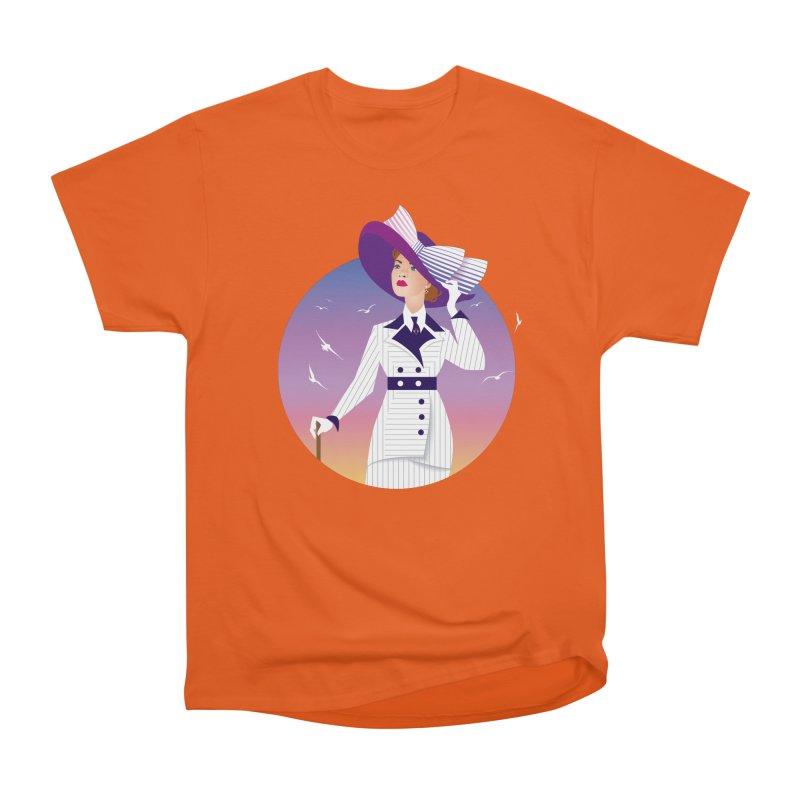 Rose Women's Heavyweight Unisex T-Shirt by Ale Mogolloart's Artist Shop