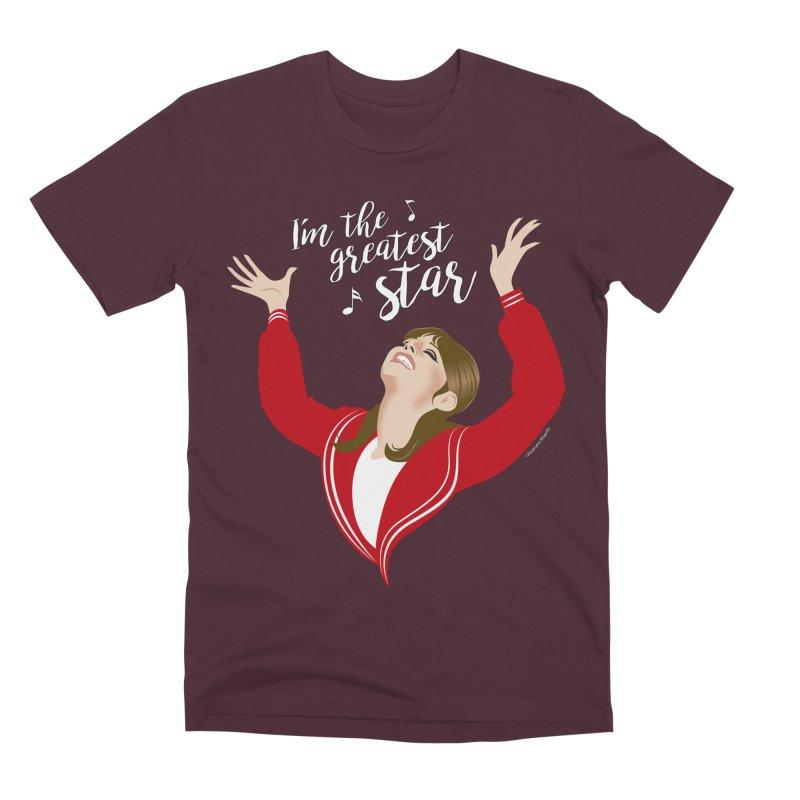 Greatest star Men's Premium T-Shirt by Ale Mogolloart's Artist Shop
