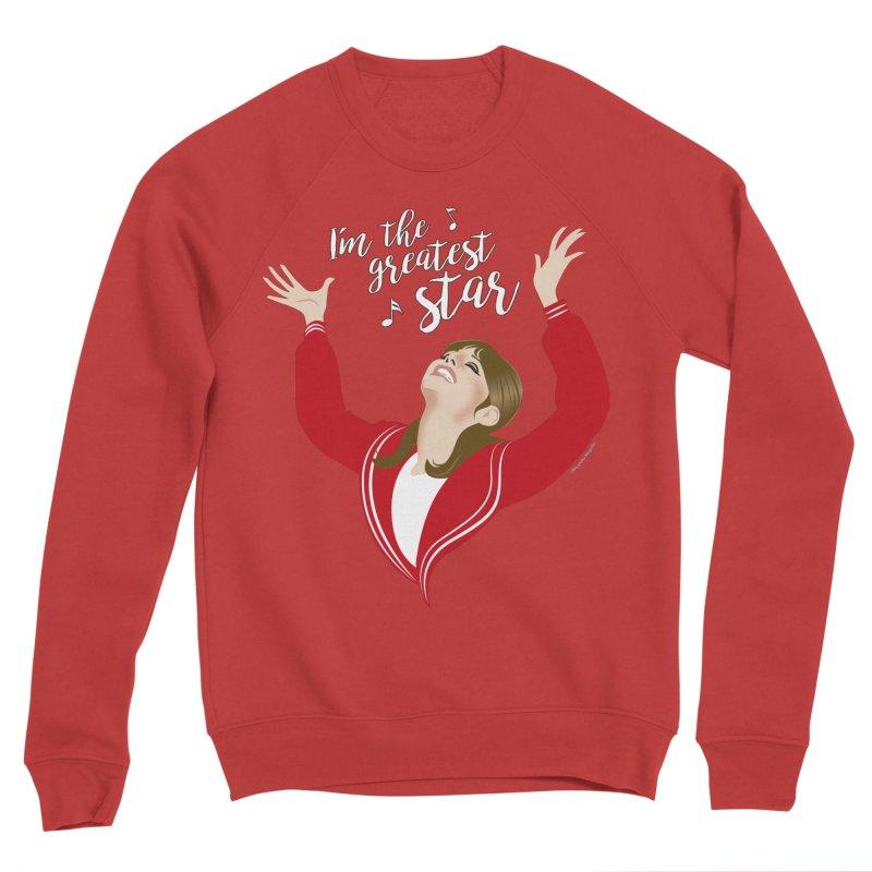 Greatest star Men's Sponge Fleece Sweatshirt by Ale Mogolloart's Artist Shop