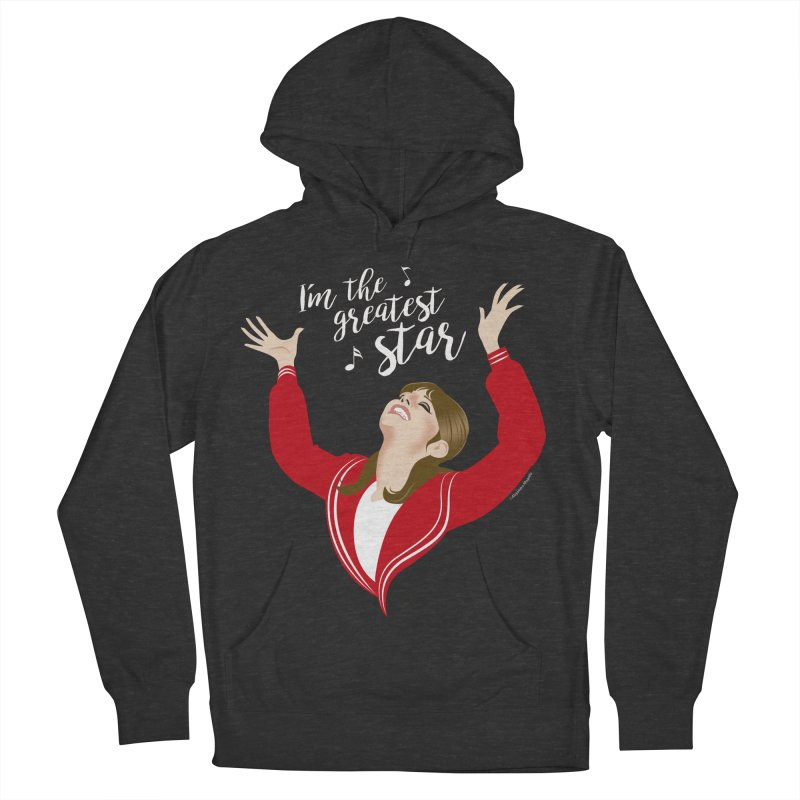 Greatest star Men's French Terry Pullover Hoody by Ale Mogolloart's Artist Shop