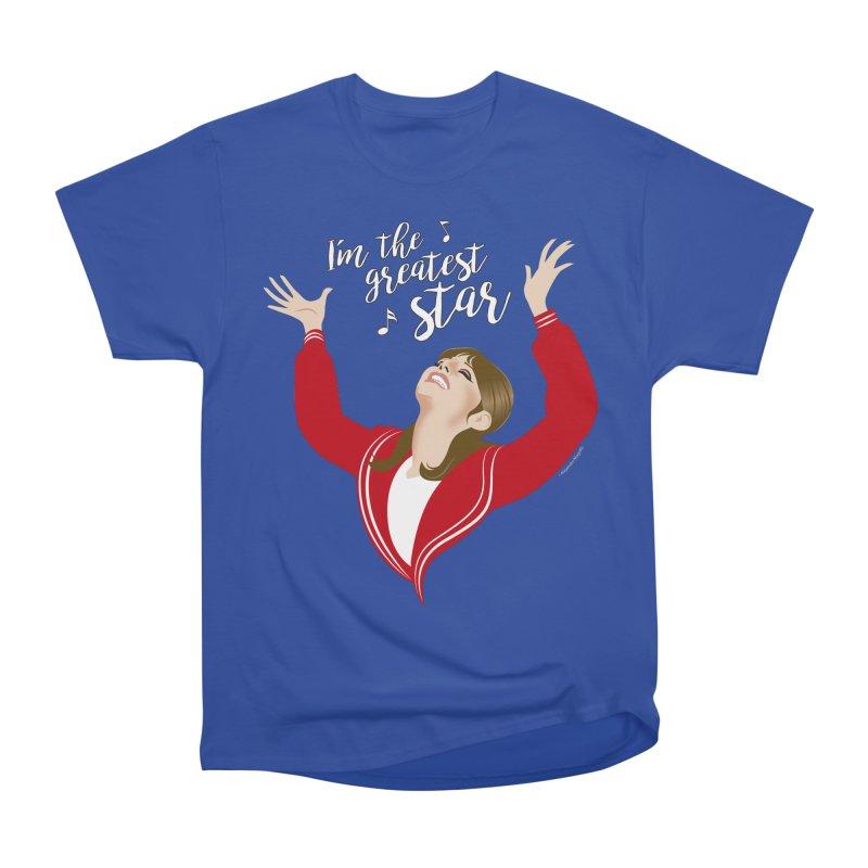 Greatest star Women's Heavyweight Unisex T-Shirt by Ale Mogolloart's Artist Shop