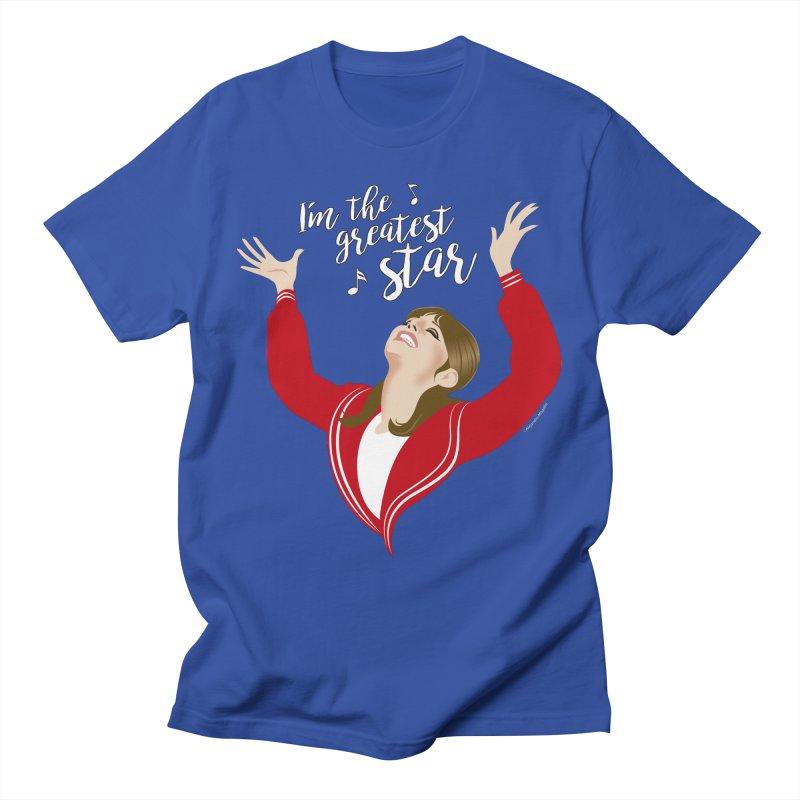 Greatest star Men's Regular T-Shirt by Ale Mogolloart's Artist Shop